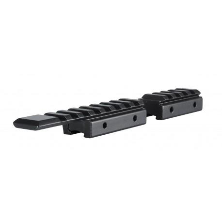 "Hawke 3/8""/11mm to Weaver/Picatinny adaptor"