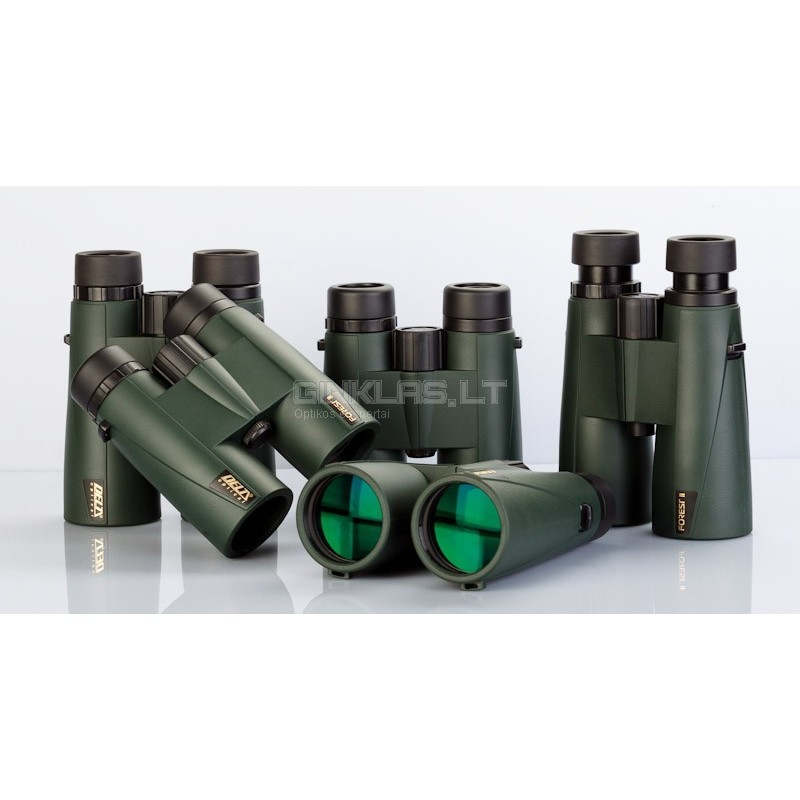 DELTA OPTICAL Binoculares FOREST II 12X50