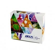 Bendroji biologija 25 preparatų rinkinys Preparatai Delta Optical