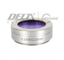 Delta Optical 0.5x padidinimo lęšis (skirtas SZ-630)