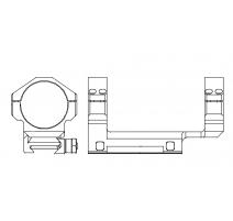 IOR HD-System laikiklis Taikiklių montavimui IOR