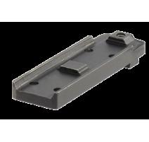 Aimpoint Micro H-1 laikiklis Glock pistoletui Taikiklių montavimui Aimpoint