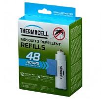 ThermaCELL Užpidymo paketas, 48 val. Priemonės nuo uodų