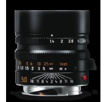 Leica Summilux-M 50 f/1.4 ASPH. objektyvas Foto-video priedai Leica