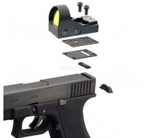 MiniDot HD laikiklis skirtas Colt 1911 Taikiklių montavimui Delta Optical